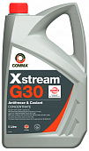 Антифриз G12+ COMMA XSTREAM G30 READY TO USE COOLANT готовый 5л xsm5l